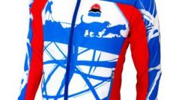 Летняя разминочная куртка КЦЕС