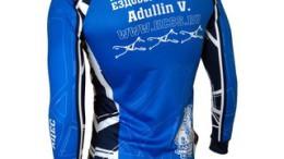 Спортивная футболка КЦЕС с длинным рукавом 2